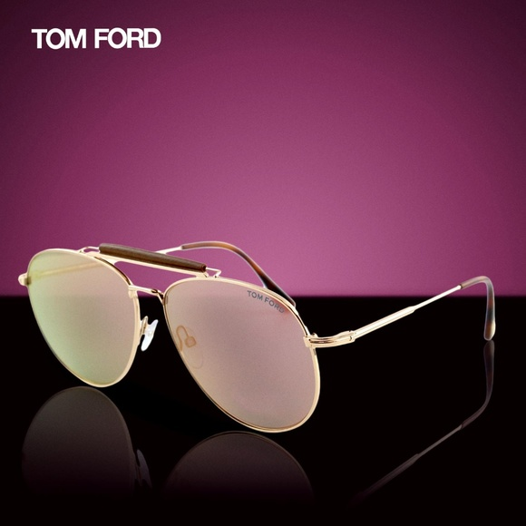 847757753a New Sean Mirror Aviator Sunglasses FT-0536-28Z. Boutique. Tom Ford